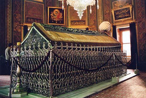 Tombeau de Mehmet II